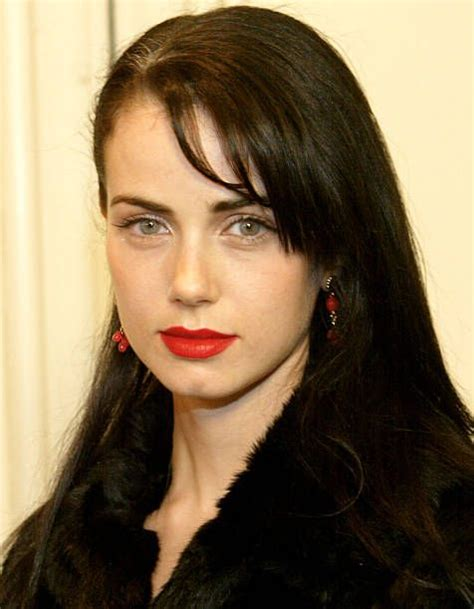 Actress Mia Kirshner attends the film premiere of