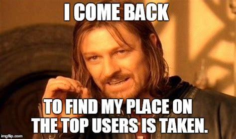 Taken Meme - top users leader board spot imgflip