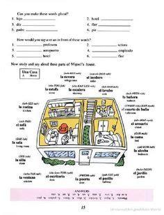 spanish worksheets images spanish worksheets