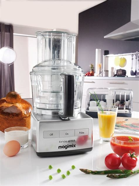 cuisine magimix magimix food processor da cucina quot cuisine systeme 4200xl quot