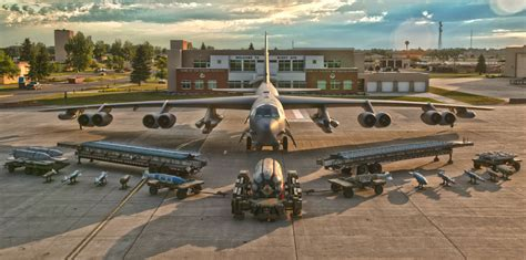 Incredible Images Of The B-52 Stratofortress