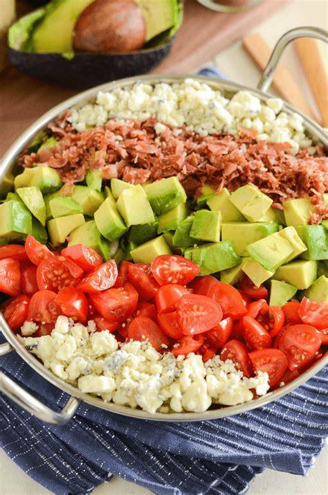 chopped recipe chop salad dressing