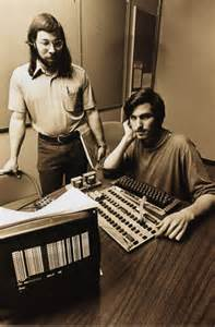 Image result for Steve Wozniak and Steve Jobs