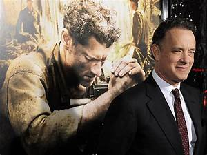 Tom Hanks attacked by conservatives over 'racism' in war ...