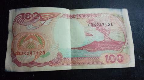 jual uang kertas 100 rupiah kapal layar tahun 1992 di lapak bagja nugraha bagjanugraha0402