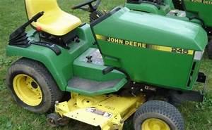 John Deere 240 245 260 265 285 320 Lawn And Garden Tractor