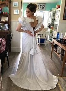 Saying yes to the dress my big fat cuban family for Oxiclean wedding dress