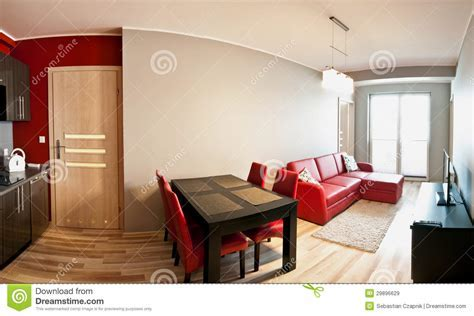 Modern Compact Apartment Royalty Free Stock Images   Image