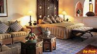 indian room decor Indian Style Decorating Theme, Indian Style Room Design ...