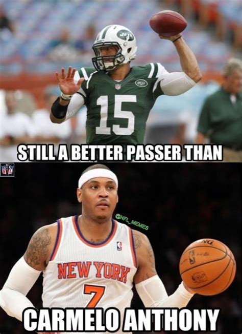 Carmelo Anthony Meme Carmelo Anthony Tkcsports
