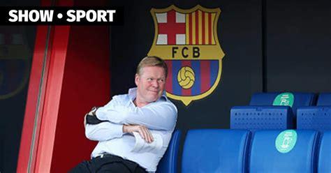 코먼은 바르카 벤치에 있을 수 없어 모든 때문에 클럽 세티엔 고소 사실에 ...