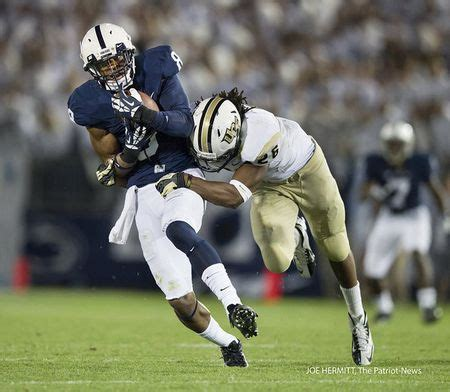 Penn State great Allen Robinson's memorable two-year ...