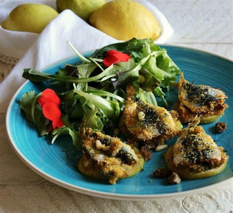 come cucinare il pesce azzurro al forno sardine imbottite al forno secondo di pesce azzurro