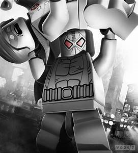 More Lego Batman 2 Black and White Teaser Pics | Graphic ...