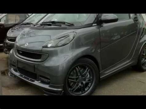 smart 451 tuning brabus tailor made smart fortwo tuning