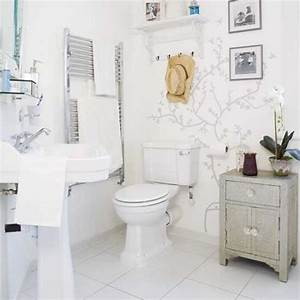Large bathroom cherry blossom wall sticker home interior for How to decorate a bathroom wall