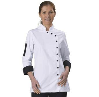 blouse de cuisine femme pas cher veste de cuisine broderie offerte large collection