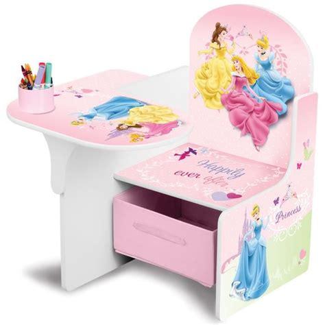bureau disney delta children disney princesses pupitre enfant