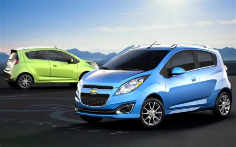 Chevrolet Spark Wallpaper by Chevrolet Spark Desktop Wallpapers 1280x800