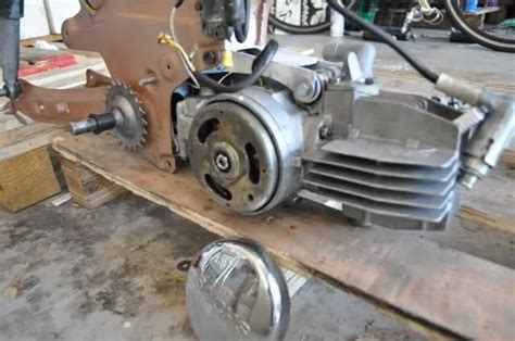 re fs sachs 504 1a engine moped army