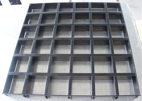 Metal Ceiling Grid by Installed With Frame Grid Square Metal Grid Ceiling For