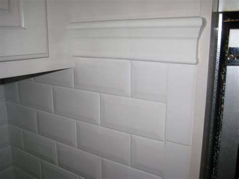 beveled edge subway tile kitchen backsplash used lanka