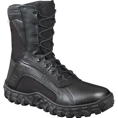 Army Semi Boot rocky s2v vented duty boots 14 regular ebay