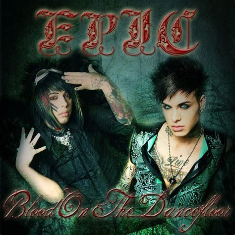 Blood On The Floor Members by Free Botdf Epic Album Cover Phone Wallpaper By Cookiecrumbles