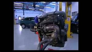 Turbocharger Working Principle - YouTube