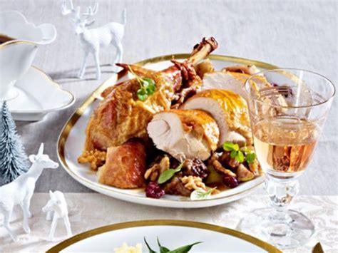 weihnachtsessen zum vorbereiten 4 festliche weihnachtsmen 252 s zum vorbereiten gerichte mit gefl 252 gel weihnachtsessen rezepte