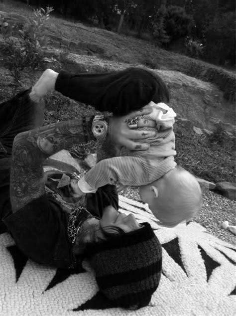 71 best images about Tattooed Moms & Dads holding babies & kids on Pinterest