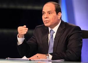 Abdel Fattah al-Sisi Sworn in as Egypt's New President ...