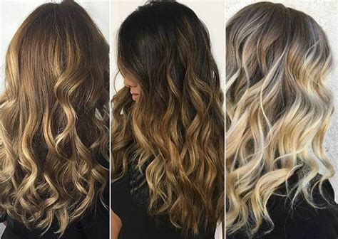 cabelos  mechas  sao tendencias   verao