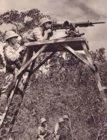 Japanese WWII Machine Guns