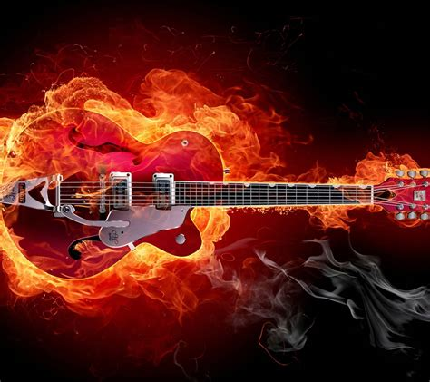 abstract guitar wallpapers wallpaper cave
