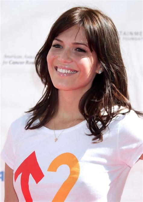 mandy moore     stand   cancer