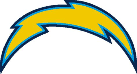 Chargers Lightning Logo The
