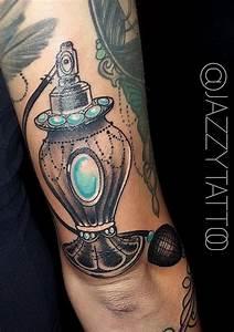 perfume bottle tattoo - Recherche Google | Tattoo ...