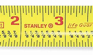 Stanley 25 Ft  Steel Sae Tape Measure  Yellow