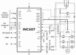 imc102t f064 infineon technologies With motor control ics