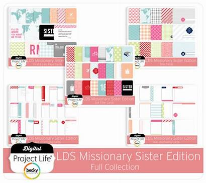Sister Lds Missionary Sisters Edition Church Digitalprojectlife