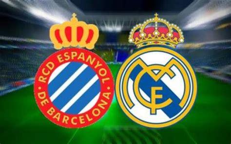 espanyol  real madrid la liga