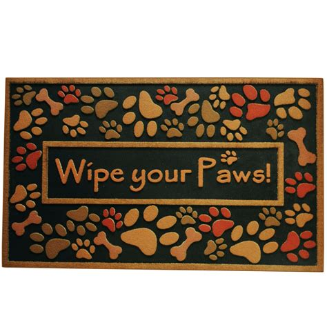 Wipe Your Paws Doormat by Amagabeli Wipe Your Paws Doormat Non Slip Entrance Rug