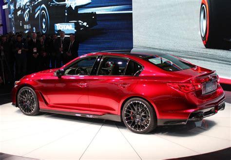 Image Infiniti Q50 Eau Rouge Concept  2014 Detroit Auto