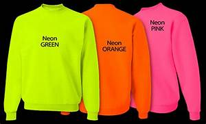 Neon Color Shirts T Shirt Design Database