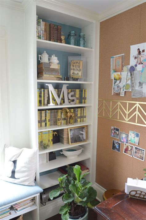 hometalk diy upcycle ikea shelves  built  billys