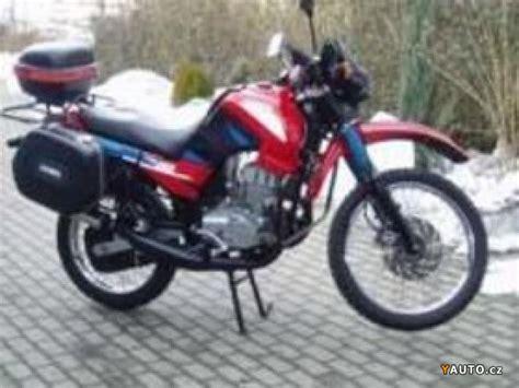 1997 Jawa 350 Tramp