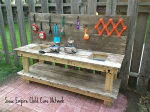 kitchen table setting ideas mud kitchen sioux empire child care network