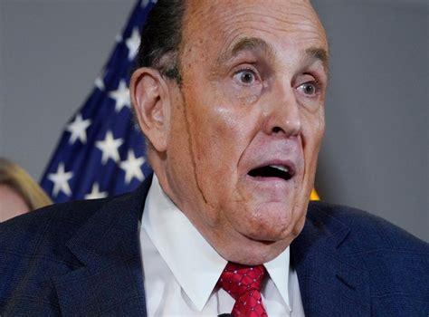 Rudolph william louis giuliani (/ˌdʒuːliˈɑːni/, italian: Rudy Giuliani claims Trump has a viable path to victory - but fails to provide any evidence of ...
