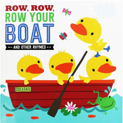Row Row Your Boat Author by Row Row Row Your Boat By Machell 10 For 163 10